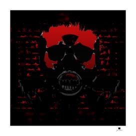 Gas Mask | Skull