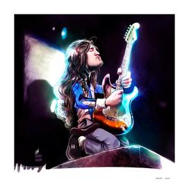 Frusciante Slane Castle