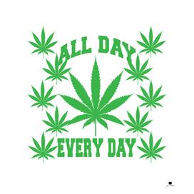 Cannabis Leaf | Everyday