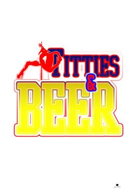 Titties Beer | Dancers