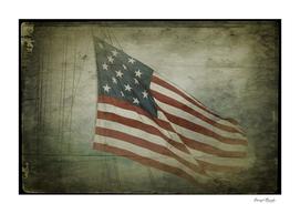 Fifteen Star Flag