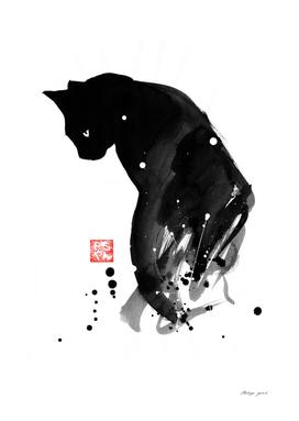 chat tache