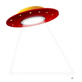 ufo flying saucer flying disc alien