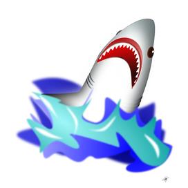 shark attack wave danger dangerous