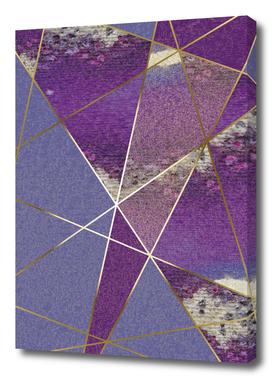Purplish Fragments