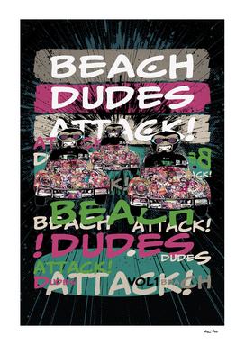 Beach Dudes Attack Volume 1