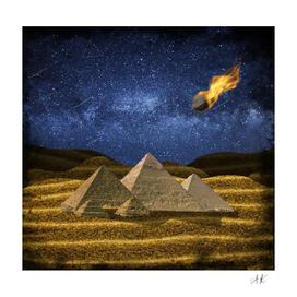 Pyramids Meteorite