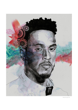 King Hammer: Tribute to Lewis Hamilton