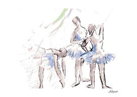 ballet girl dance