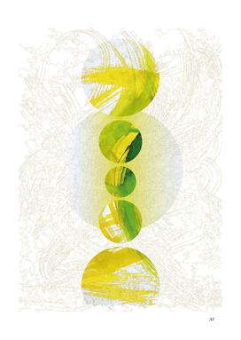 Balanced Galaxy Chartreuse