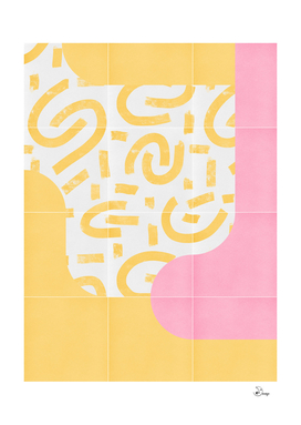 Sunny Doodle Tiles 03