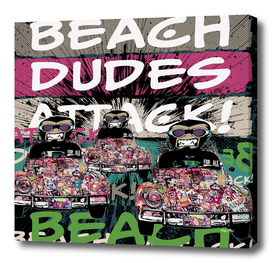 Beach Dudes Attack_Vol1