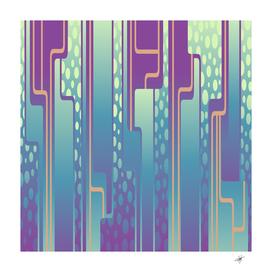 non seamless pattern background
