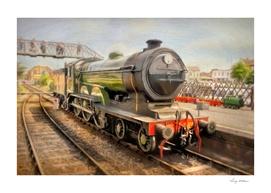 LNER B12 – 8572 Steam Train