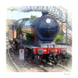 LNER B12 – 8572 Steam Train 2