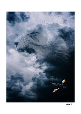 Cloud Lion by GEN Z