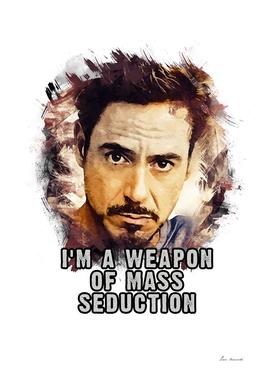 RDJ - Weapon of Mass Seduction