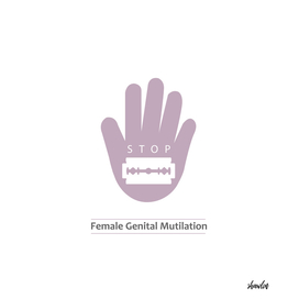 STOP female genital mutilatio
