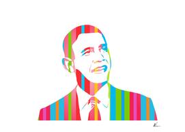 Barack Obama | Pop Art