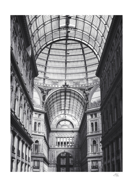 Umberto Gallery in BnW