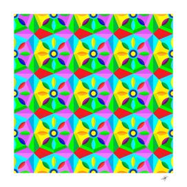 star texture template design