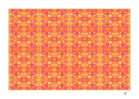 desktop pattern abstract orange