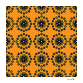 desktop abstract template flower