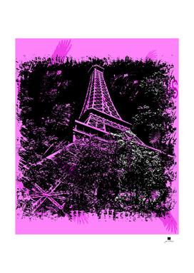 Eiffel Tower | Vegas Stripe