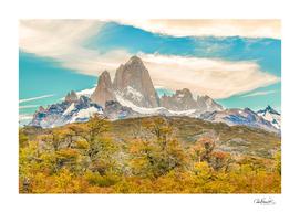 Fitz Roy Mountain - El Chalten - Argentina