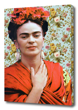 Frida kahlo Portrait I