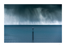 Across the Channel, West Cliff, Ramsgate, Kent