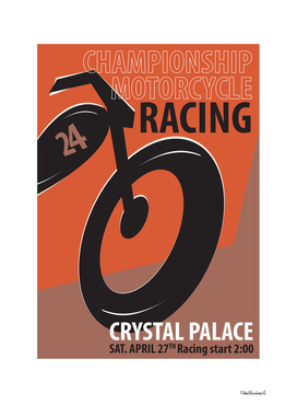 Crystal Palace Championship Motorcycle Racing