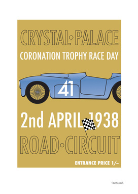 Crystal Palace Coronation Trophy