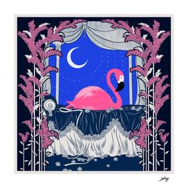 The Pink Flamingo No.2