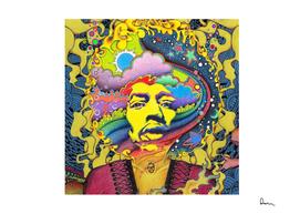 psychedelic rock jimi hendrix