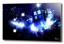 Tardis Background space