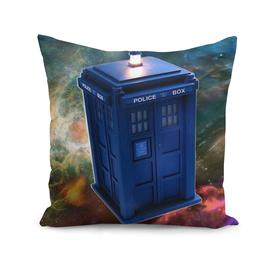 The Police Box Tardis time travel