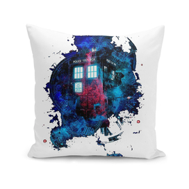 Time And Space Mist Tardis