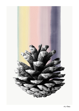 Synthetic pinecone