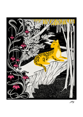 The Yellow Leopard No.2