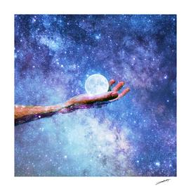 Galactic Hand