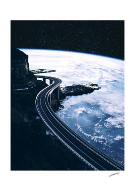 Road on Earth