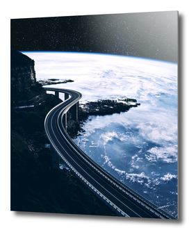 Road on Earth