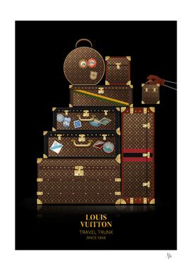 Louis Vuitton's Trunk