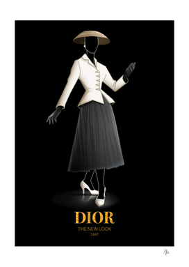 Dior The New Look
