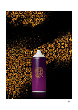 Versace Spray Paint