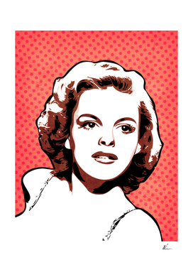 Judy Garland | Pop Art