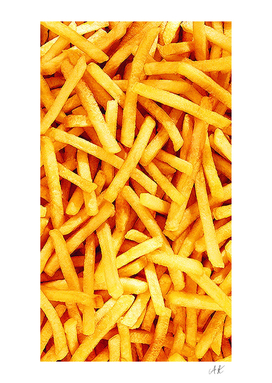 Fries chips