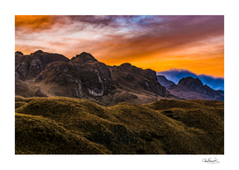 Cajas National Park, Azuay - Ecuador