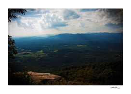 Yonah Mountain Summit 2